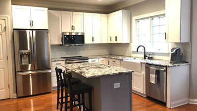 Steller Construction Kitchen Renovation