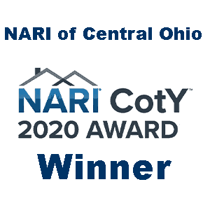 NARI Contractor of the Year Award Logo